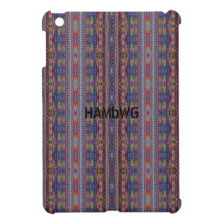 HAMbyWG   Glossy Hard Case - Hippy Look iPad Mini Case