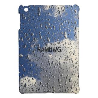 HAMbyWG   Glossy Hard Case - Illusion - w Sky iPad Mini Cover
