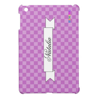 HAMbyWG   Glossy Hard Case - Lilac Cover For The iPad Mini