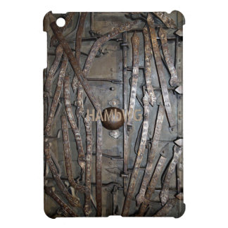 HAMbyWG   Glossy Hard Case - Metal Image Cover For The iPad Mini