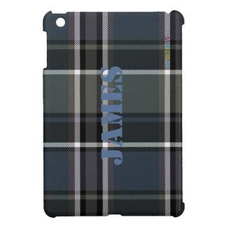 HAMbyWG   Glossy Hard Case - Plaid w Sage iPad Mini Cover