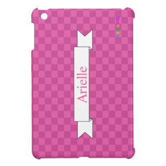 HAMbyWG   Glossy Hard Case - Strawberry Cover For The iPad Mini