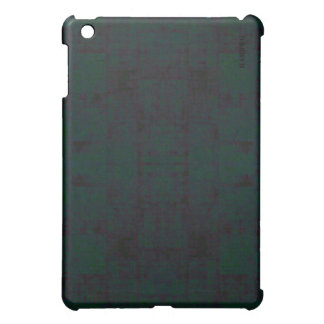 HAMbyWG   Hard Case -  Distressed Green Case For The iPad Mini
