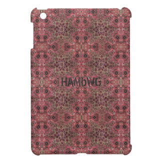 HAMbyWG -Hard Case - Gypsy Pink iPad Mini Case