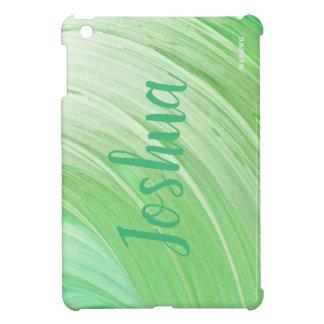 HAMbyWG   Hard Case -  Lime Swirl iPad Mini Cases