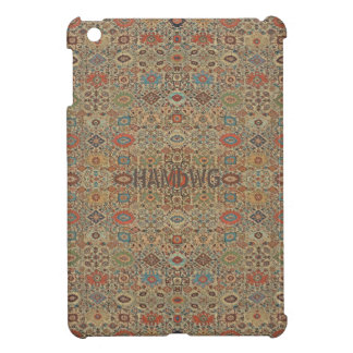 HAMbyWG -Hard Case - Pale Persian iPad Mini Cover