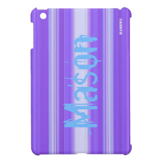 HAMbyWG   Hard Case -  Purple Surfer iPad Mini Cases