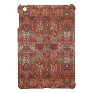 HAMbyWG -Hard Case - Rust Persian Cover For The iPad Mini