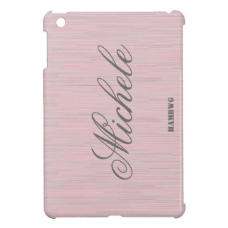 HAMbyWG -Hard Case - Textured Look Any Color iPad Mini Covers