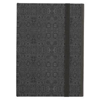 HAMbyWG - I Pad Case - Black Tribal Design