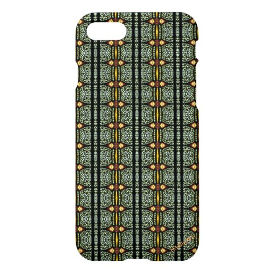 HAMbyWG I Phone 7/7S Case - Art Deco