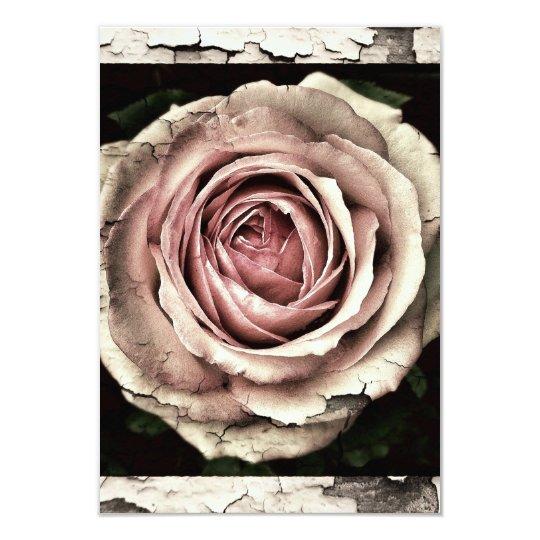 HAMbyWG - Invitation - Vintage Rose