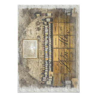 HAMbyWG - Invitation - Wine Cellar