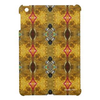 HAMbyWG iPad Mini Glossy Hard Case - Cherry Burl iPad Mini Cases