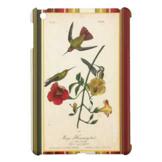 HAMbyWG iPad Mini Glossy Hard Case - Humming Birds iPad Mini Covers