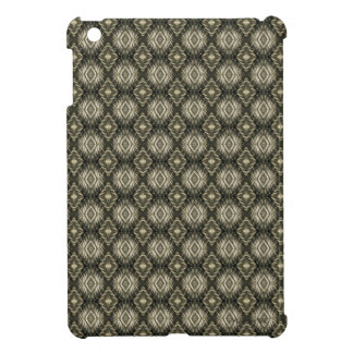 HAMbyWG iPad Mini Glossy Hard Case - Silver Image iPad Mini Case