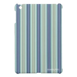 HAMbyWG iPad Mini Glossy Hard Case - Ultra V/Lime iPad Mini Case