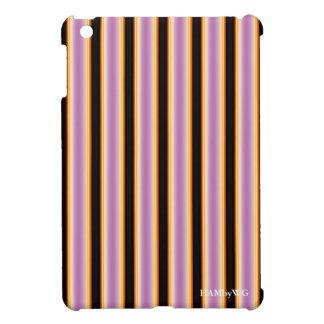 HAMbyWG iPad Mini Glossy Hard Case - Violet Orange iPad Mini Covers
