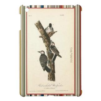 HAMbyWG iPad Mini Glossy Hard Case - Woodpecker iPad Mini Cover