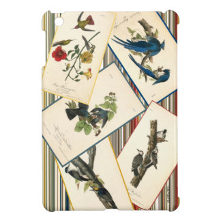 HAMbyWG - IPad Mini Hard Case - Antique Birds iPad Mini Cover