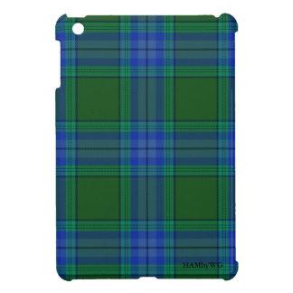 HAMbyWG iPad Mini Hard Case -Blue Green iPad Mini Case
