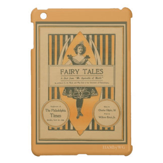 HAMbyWG iPad Mini Hard Case - Fairy Tale Case For The iPad Mini