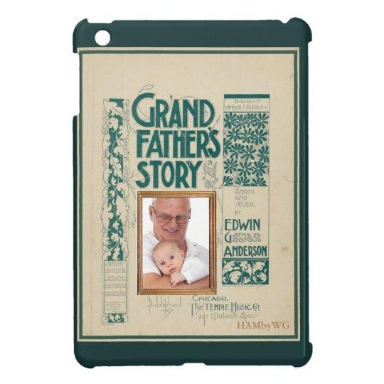 HAMbyWG iPad Mini Hard Case - Grandfather Cover For The iPad Mini
