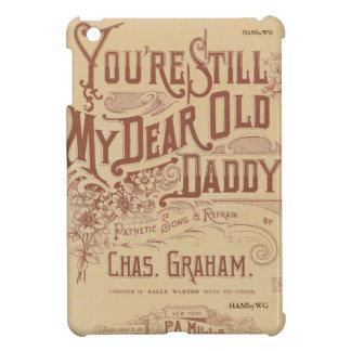 HAMbyWG iPad Mini Hard Case - My Dear Old Daddy iPad Mini Cover