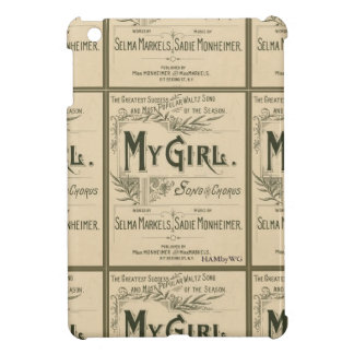 HAMbyWG iPad Mini Hard Case - My Girl Case For The iPad Mini