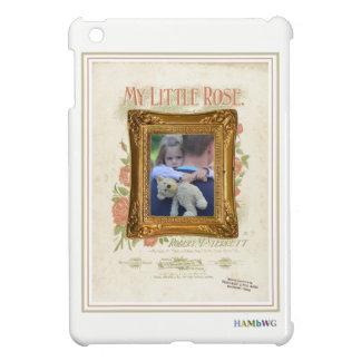 HAMbyWG iPad Mini Hard Case - My Little Rose iPad Mini Case
