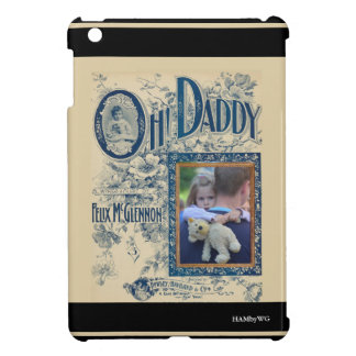HAMbyWG - Ipad Mini Hard Case - Oh Daddy! iPad Mini Covers