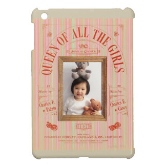 HAMbyWG iPad Mini Hard Case - Queen of All Case For The iPad Mini