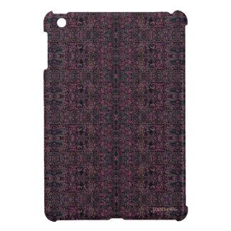 HAMbyWG - iPad Mini Hard Glossy Case - Plum iPad Mini Cases