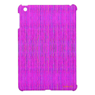 HAMbyWG - iPad Mini Hard Glossy Case - Violet-Pink iPad Mini Case