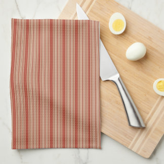 HAMbyWG - Kitchen Towels -Red Stripes