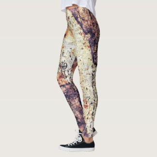 HAMbyWG - Leggings - Distressed