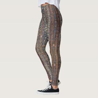 HAMbyWG - Leggings - Hippy Denim Gypsy Look