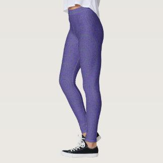 HAMbyWG - Leggings - Purple Bohemian