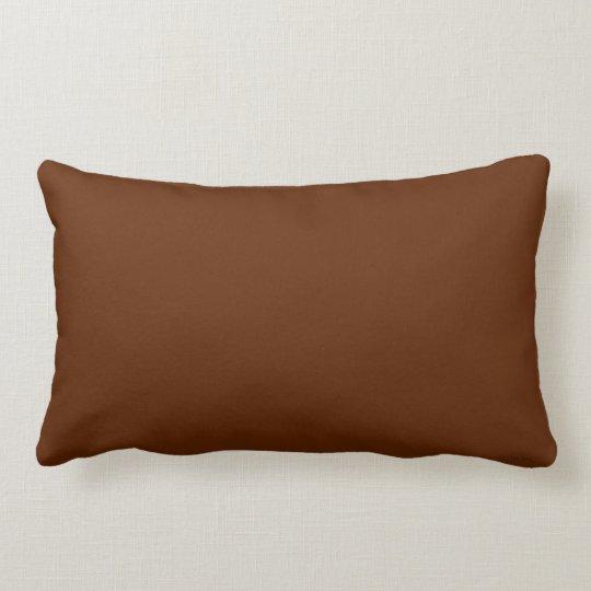 """HAMbyWG - Lumbar Pillow 13"""" x 21"""" - Bourbon"""