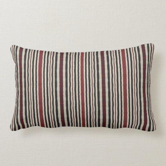 HAMbyWG - Lumbar Pillow - Native American Blk/R/Bn