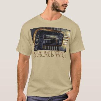 HAMbyWG - Men's Basic Dark T-Shirt - Staircase