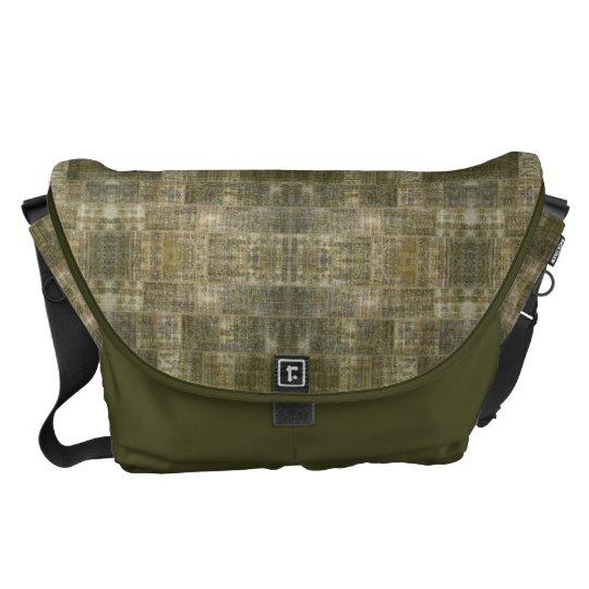 HAMbyWG - Messenger Bag - Boho Moss