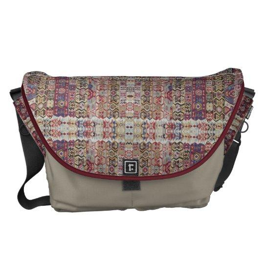 HAMbyWG - Messenger Bag - Tribal - Clay