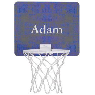 HAMbyWG - Mini Basketball Hoop -Distressed Blue