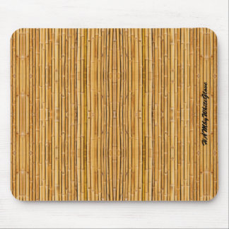 HAMbyWG - Mouse Pad - Bamboo Image