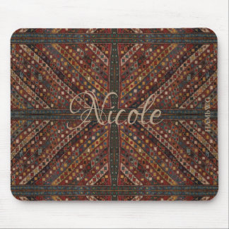 HAMbyWG - Mouse Pad - Gypsy Weave