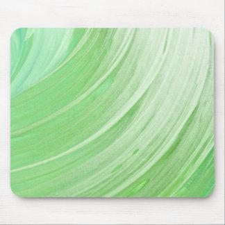 HAMbyWG - Mouse Pad - Lime Ice Swirl