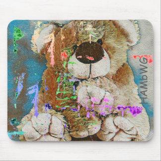 HAMbyWG - Mouse Pad - Teddy Bear