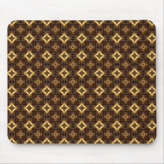 HAMbyWG - Mouse Pads - Amber Gold Brown