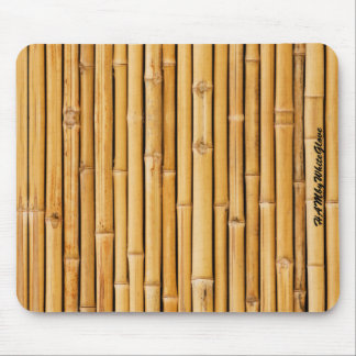 HAMbyWG Mouse Pads - Bamboo